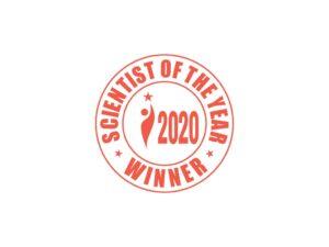 Профессор Рахманов В. М. Знак Ученый 2020 года